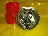 Блок тэн нержавейка 4.5 кВт / 2.0 дюйма резьба / 220 В. / 240 мм. длина . производство Турция SANAL, фото 2