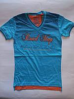 Детская летняя одежда, футболка для мальчиков BLUELAND от 134 до 170 см рост.