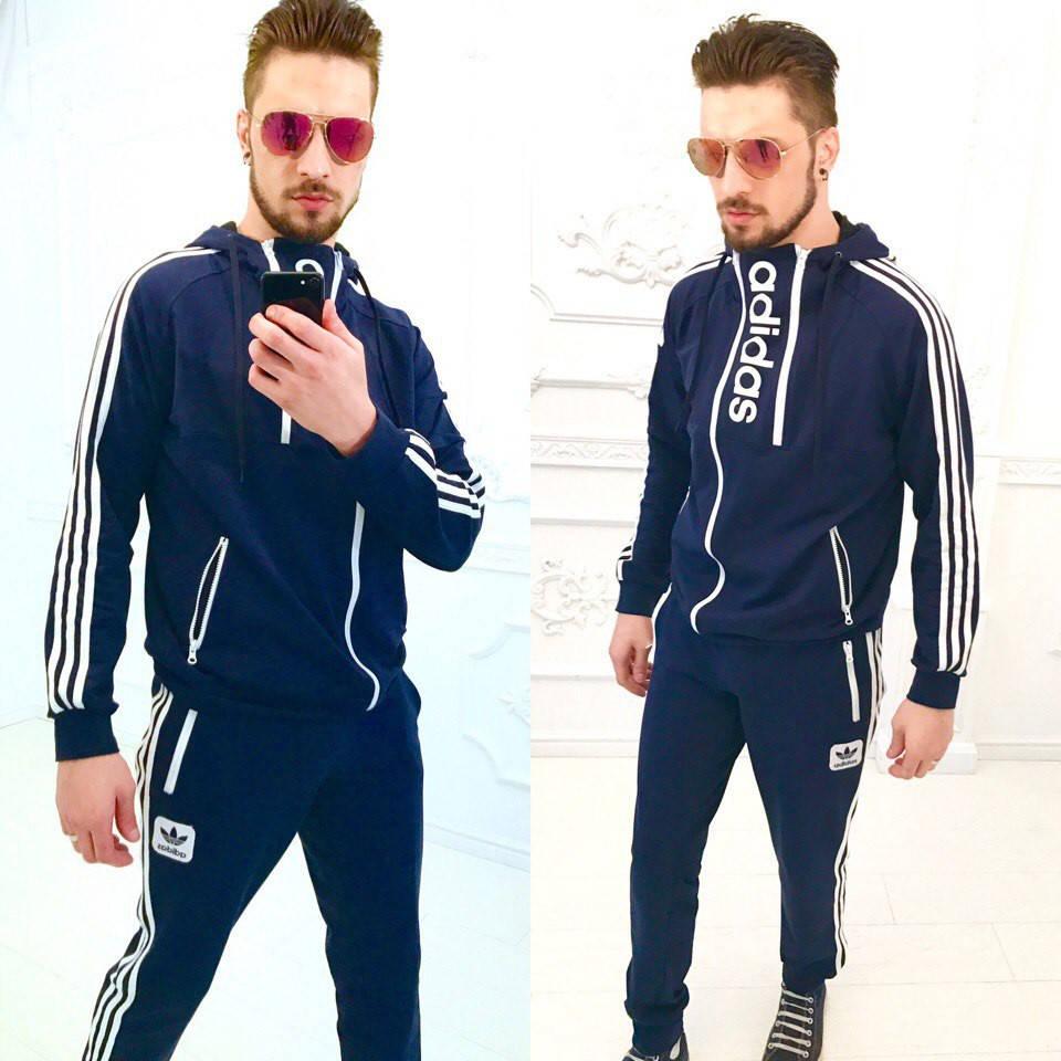 Мужской спортивный костюм арт 48345-223