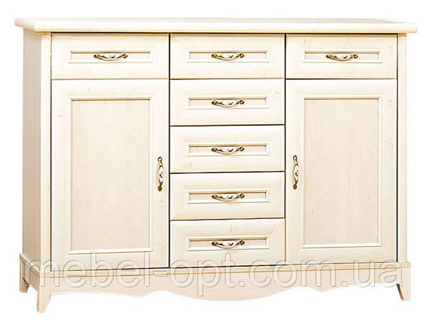 Комод 150 Селина (SM), модульная подростковая мебель 1475*1055*500, фото 2