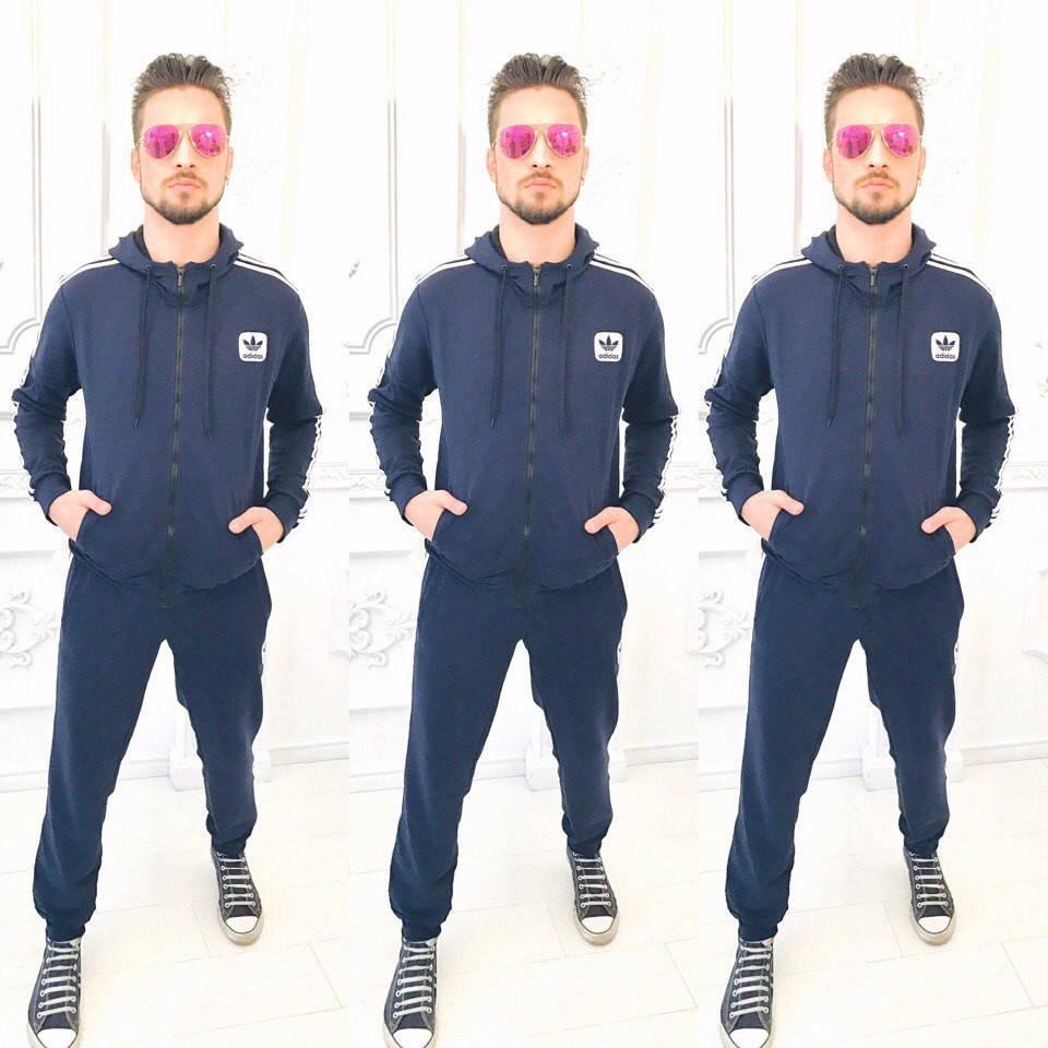 Мужской спортивный костюм арт 48346-223