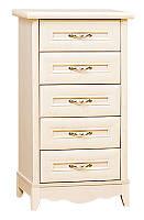 Комод 60 Селина (SM), модульная мебель для подростковой комнаты узкий комод Селина 590*1060*485