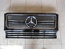 Решетка радиатора на Mercedes G-class W463