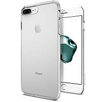 Чехол Spigen Thin Fit для iPhone 7 Plus, Crystal Clear