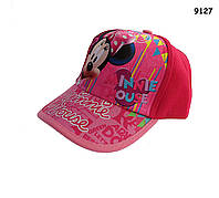 Кепка Minnie Mouse для девочки. 52-54 см