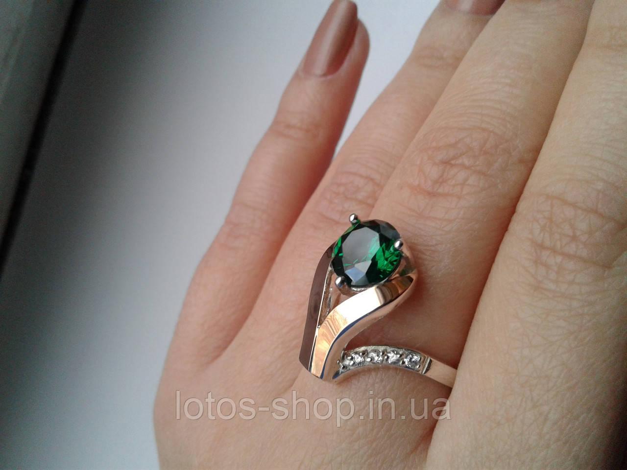 """Серебряное кольцо с золотыми пластинами""""Шедевр"""""""