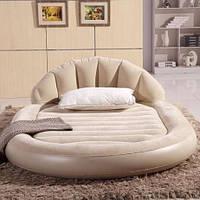 Надувная,двухспальная,кровать