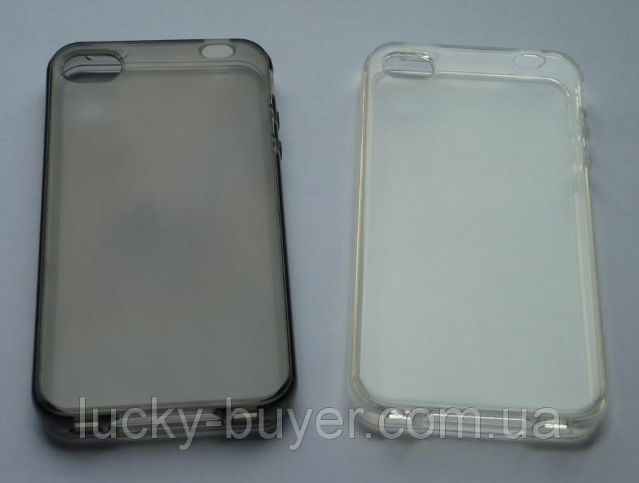 Чехлы для iPhone 4 4S силиконовые