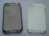 Чехлы для iPhone 4 4S силиконовые, фото 1