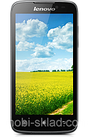 """Смартфон Lenovo A516, дисплей 4.5"""", Android 4.2, GPS, четырехъядерный процессор 1.2 ГГц"""