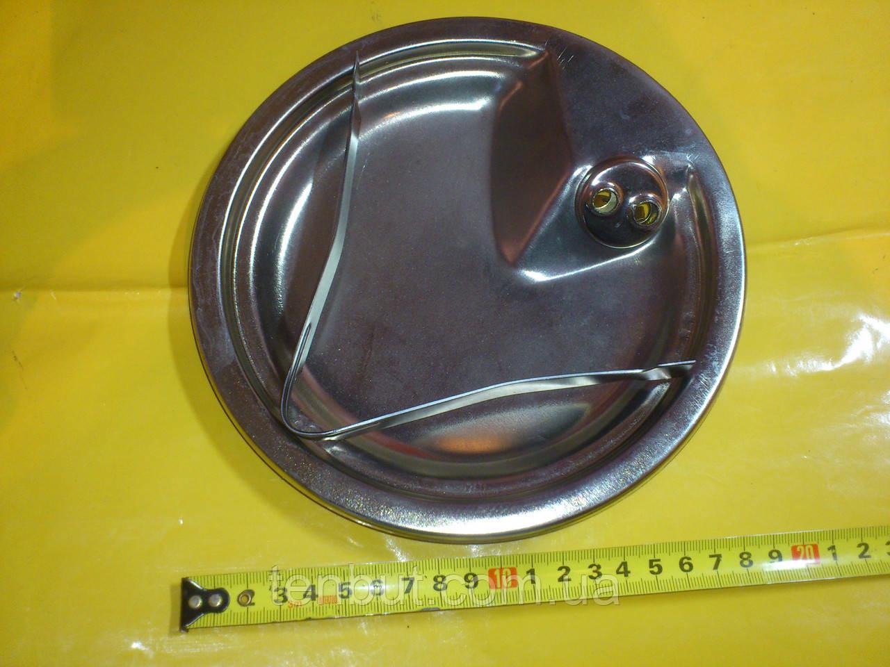 Тарелка поддон под узкий тэн для электроплит Элна