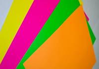 Папір кольоровий 5 + 5  Неон + интенсив A4, 80 г/м2, 100 арк.,