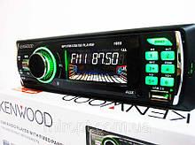 Автомагнитола Kenwood 1055 - USB+SD+AUX+FM (4x50W)