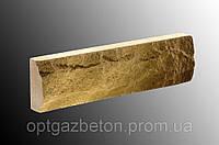 Облицовочный кирпич «Литос» тонкий «скала»
