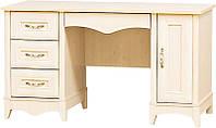 Стол письменный Селина (SM), элемент модульной системы мебели для подростков Селина 1310*740*575