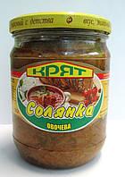 """Солянка овощная ТМ """"Крят"""" 0,5, twist off"""