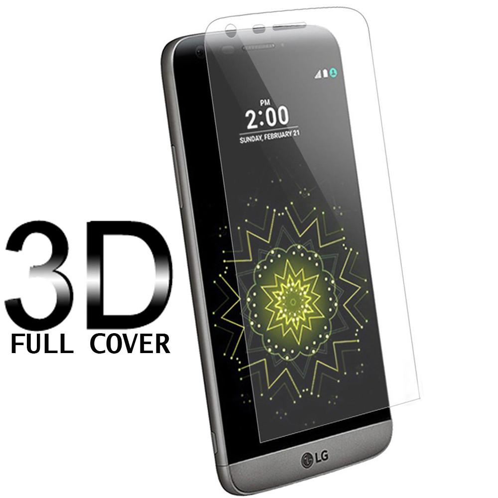 Защитное стекло Fema 3D 9H на весь экран для LG G5 SE H850 H845 прозрачное