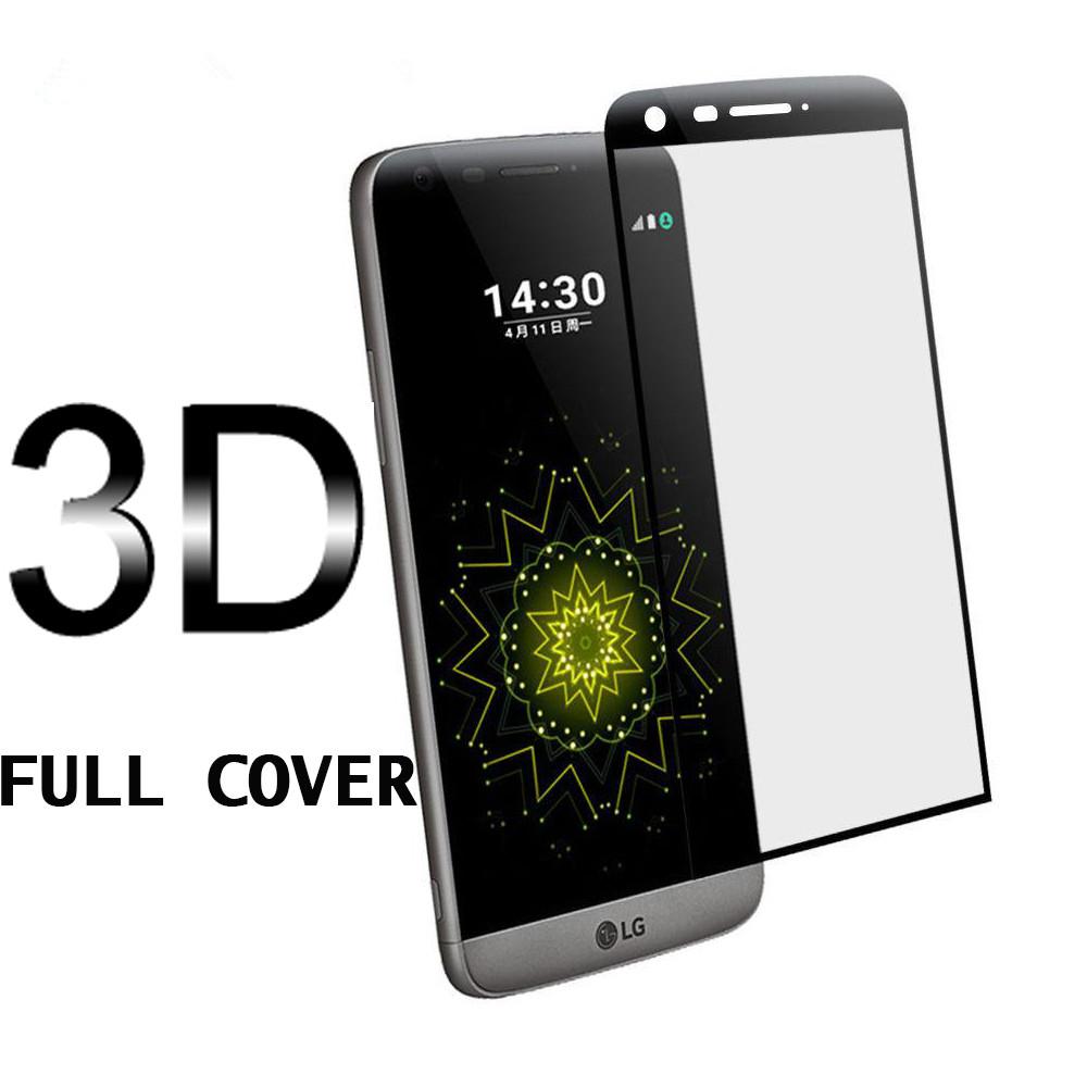 Защитное стекло Fema 3D 9H на весь экран для LG G5 SE H850 H845 черный
