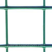 Сетка сварная 50х50х1,8//1,4 с полимерным покрытием.