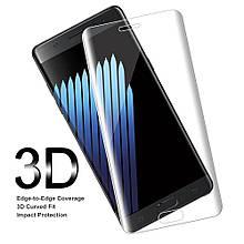 Защитное стекло Fema 3D 9H на весь экран для Samsung GalaxyNote Fan Edition N935 прозрачное