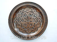 Настенная декоративная тарелка, фото 1