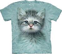 3-D футболка BLUE EYED KITTEN