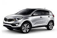 Защита картера двигателя Kia Sportage (киа)