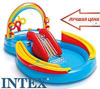 """Водный игровой центр """"Радуга"""" Intex 57453 297х193х135"""