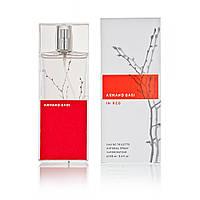 Armand Basi In Red edt 100 ml (оригинал) - Женская парфюмерия