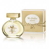 Antonio Banderas Her Golden Secret edt 50ml (оригинал) - Женская парфюмерия