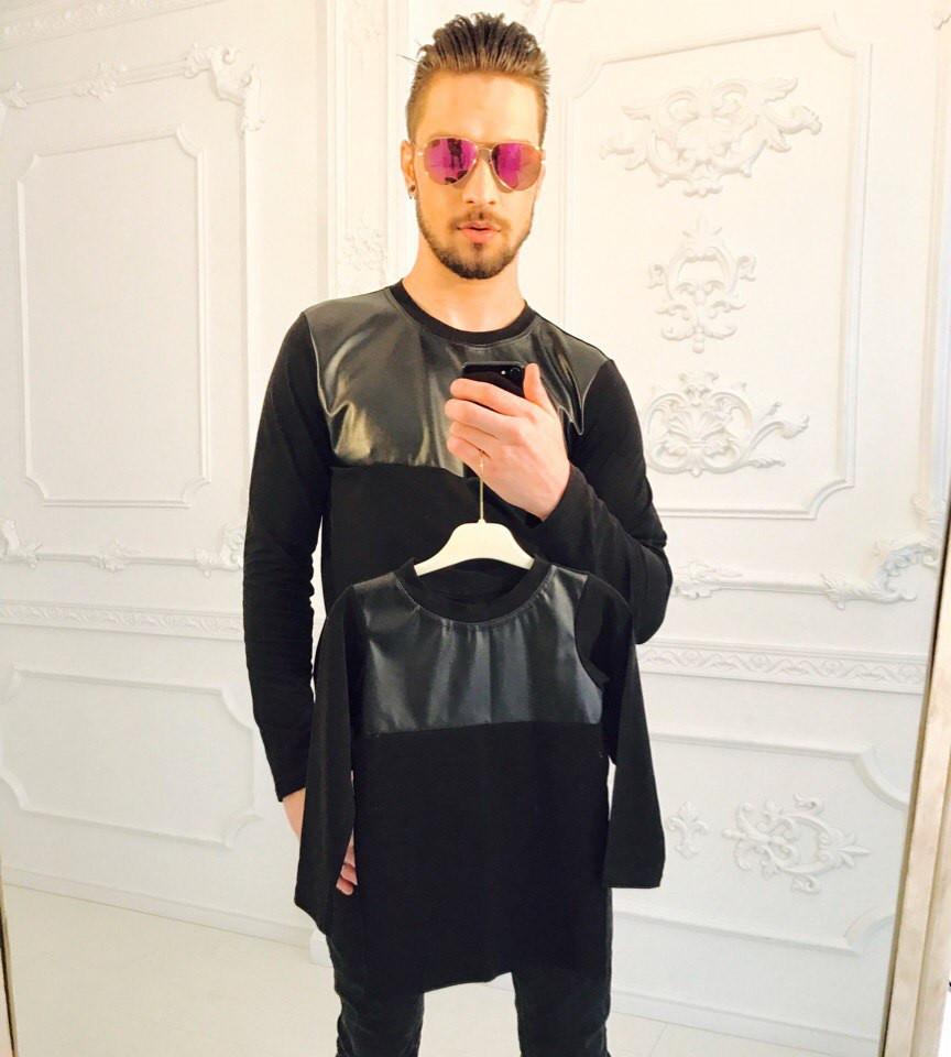 Мужской спортивный костюм арт 48365-223