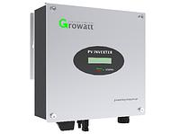 Сетевой инвертор Growatt 3000S (3 кВт\1 фаза, 1 MPPT)