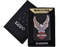 Зажигалка бензиновая Zippo HARLEY-DAVIDSON