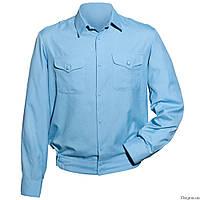 Форменная мужская рубашка. Пошив под заказ