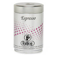 PORTIOLI Espresso: 60% arabica, 40% robusta - Кофе молотый 60% арабика, 40% робуста, 250g