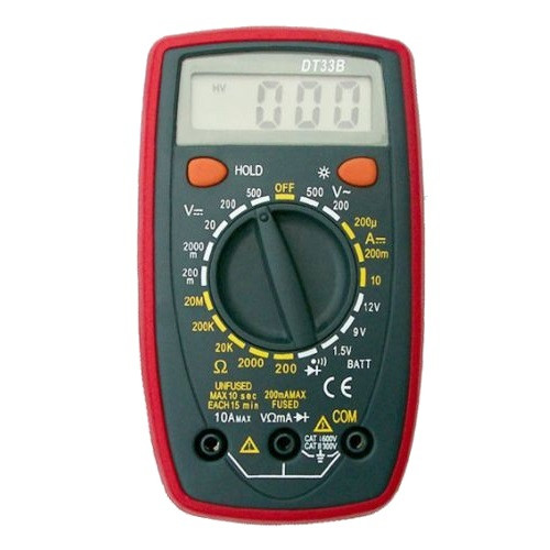 Цифровой мультиметр (Тестер) DT-33B