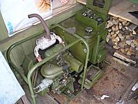 АБ-4-О/230 М, электроагрегат бензиновый, двигатель уд-25