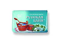 Мыло Русская баня с липой ТМ СВОБОДА 100г