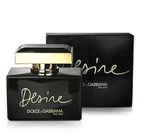 Женская парфюмерия Dolce and Gabbana - The One Desire 75 мл туалетная вода туалетная водаl туалетная вода