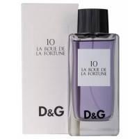 Dolce & Gabbana 10 La Roue de La Fortune Унисекс парфюмерия