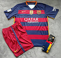 Футбольная форма Барселона 2015-2016