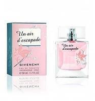 Givenchy Un Air Descapade edt 100 ml туалетная вода- Женская парфюмерия