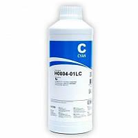 Чернила для принтера HP - InkTec - H0004, Cyan, 1000 г