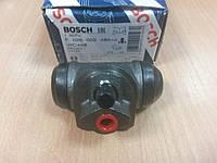 """Колёсный тормозной цилиндр Dacia Logan 1.4-1.6 2004 >, Sandero 1.4-1.6 2008>; RENAULT Clio, """"BOSCH"""""""
