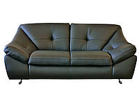 "Кожаный 3х местный диван ""Vade"" (Ваде). (230 см)"
