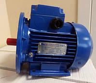 Электродвигатель однофазный 0,25 кВт 1500 об/мин Электромотор