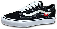 Мужские кеды Vans Old Skool Pro Black