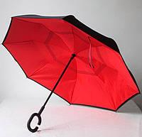 Зонт нового поколения красный