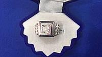 Кольцо женское Печатка