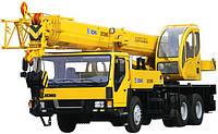 Аренда автокран КИТАЕЦ XCMG QY25K5 25 тонн 38,5 метров стрела + гусёк 8,3 метров